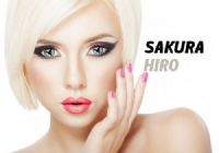 Sakura Hiro Anime Contacts - 90 Day